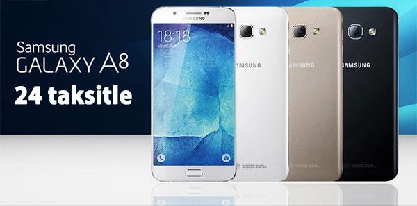 Türk telekomda 24 taksitle Samsung galaxy a8 cep telefonu ...