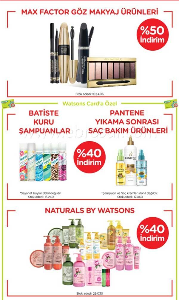 Makyaj Ürünleri ve Fiyatlar, watsons, online Alveri