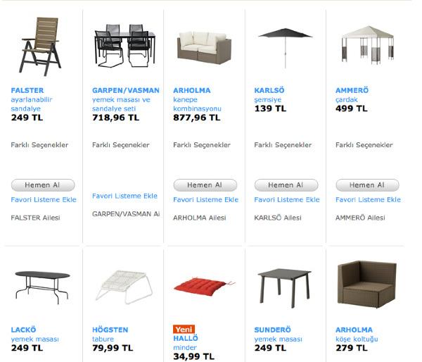 IKEA 2014 Eylül Katalog