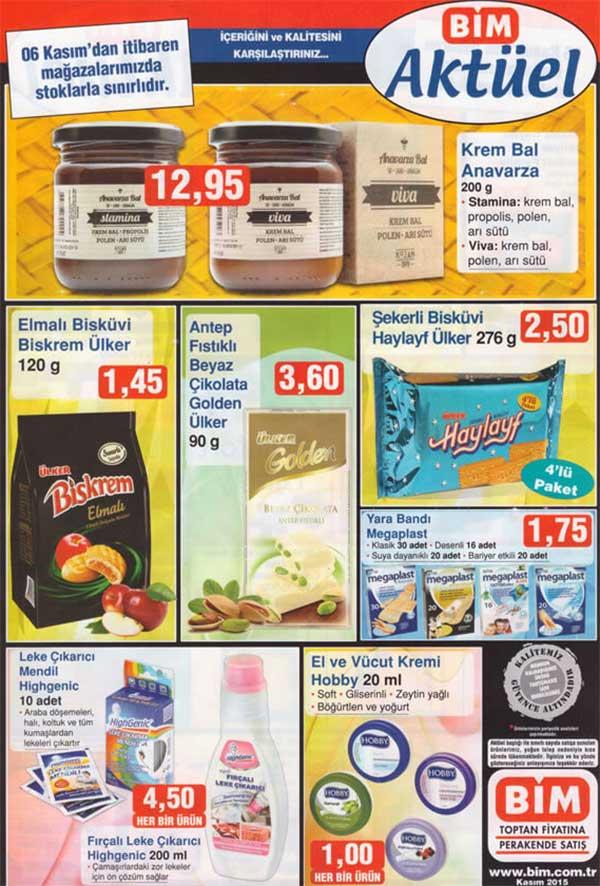 Bim 9 Mart Aktüel Ürünler Kataloğu Yayınlandı iPhone X 4999 TL 24