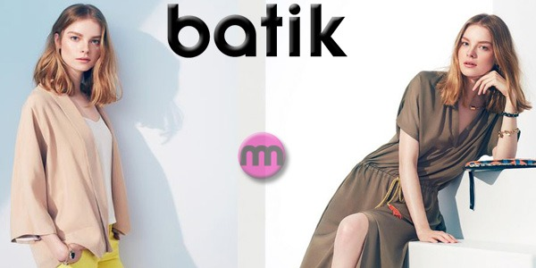 Batik giyim Bkm express ile ödemede anında 200 TL indirim