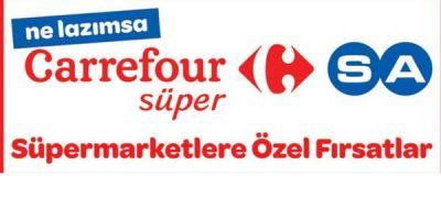 Carrefour market hafta sonu indirimleri 19 – 22 Temmuz 2019