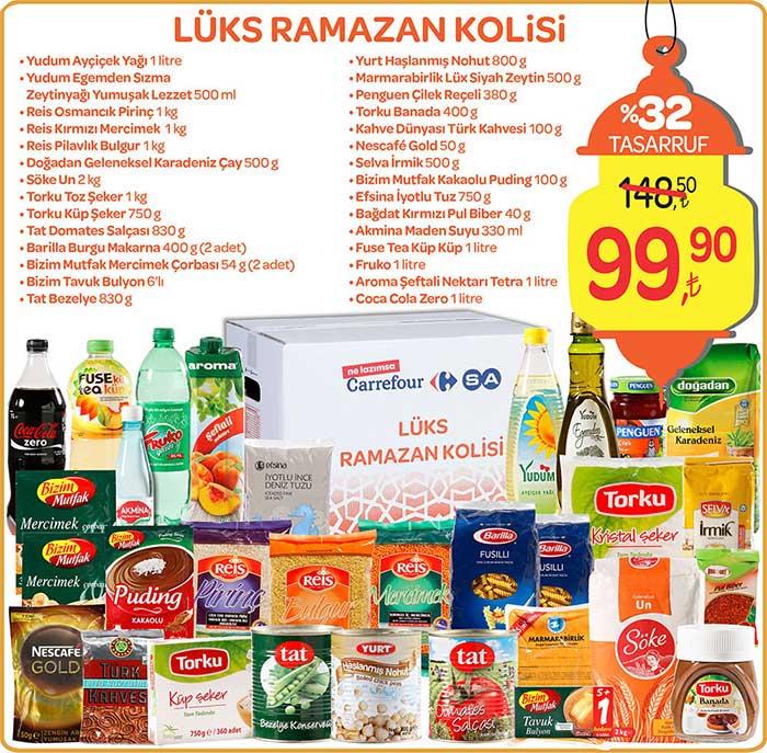 Ramadan paket