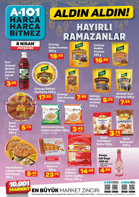 ramazan iftarlıklar 2021