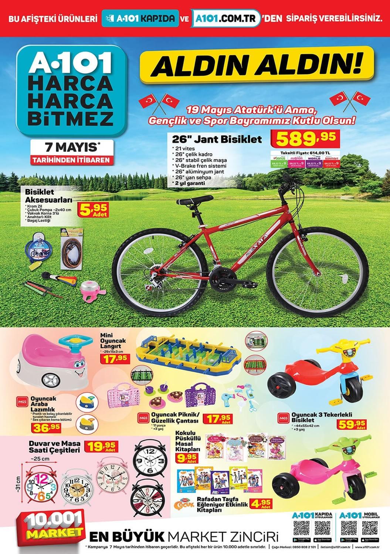 a101 bisiklet