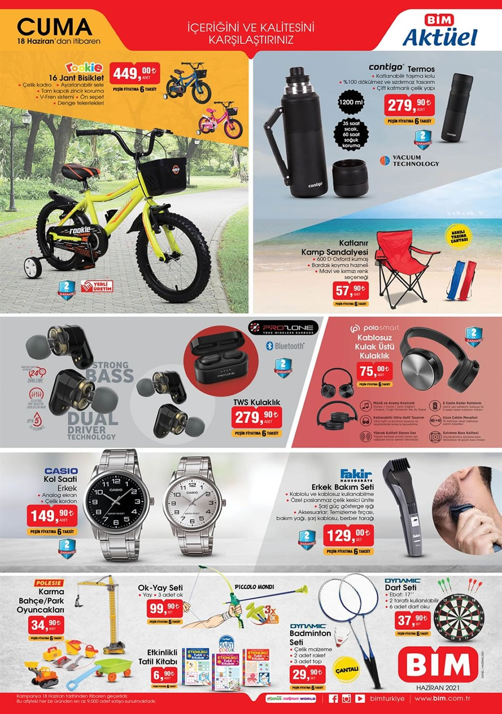 bim bisiklet çocuk 2021