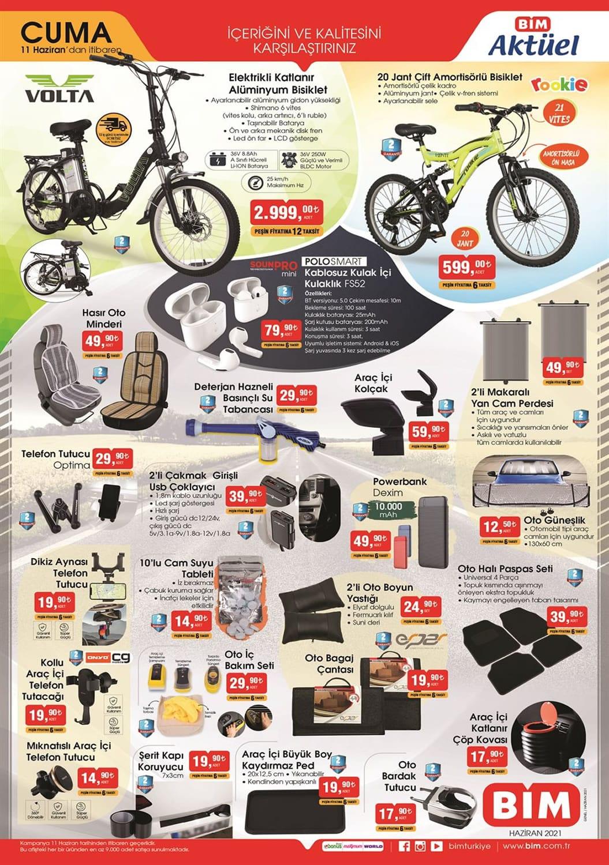 bim bisikleti fiyatı 2021