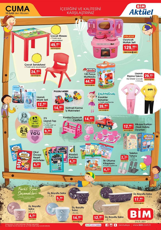 Bim bebek ürünleri