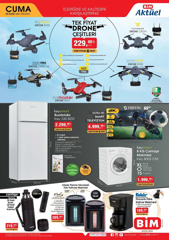 Bim skymaster drone